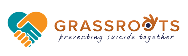 Grassroots Preventing Suicide Logo